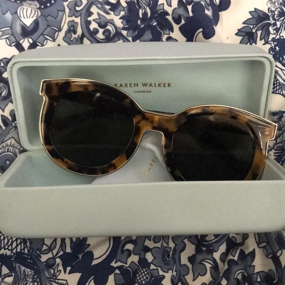 a06fad8224df Karen Walker Accessories - Brand New Karen Walker Super Spaceship Sunglasses